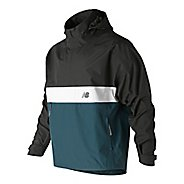 Mens New Balance Sport Style Select Gore-Tex Anorak Half-Zips & Hoodies Technical Tops