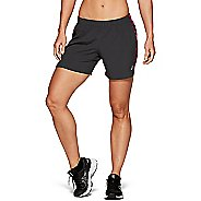 Womens ASICS 5.5-inch Unlined Shorts