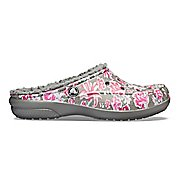 Womens Crocs Freesail Graphic Lined Casual Shoe