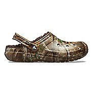 Crocs Classic Lined Realtree Edge Clog Casual Shoe