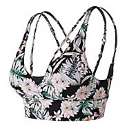 Womens New Balance Evolve Strappy Printed Sports Bras