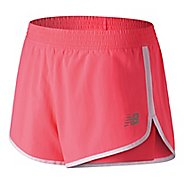 Womens New Balance Accelerate 2in1 Train Unlined Shorts