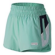 Womens New Balance NB Athletics Wind Unlined Shorts
