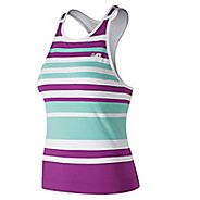 Womens New Balance Tournament Seamless Sleeveless & Tank Technical Tops