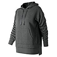 Womens New Balance Captivate Half-Zips & Hoodies Technical Tops