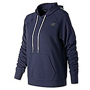 Womens New Balance NB Warmup Half-Zips & Hoodies Technical Tops