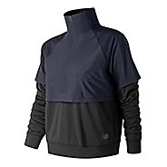 Womens New Balance Q Speed Track Anorak Running Jackets