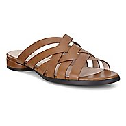 Womens Ecco Flat Sandals Shoe