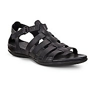 Womens Ecco Flash Strappy Sandals Shoe