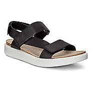 Womens Ecco Corksphere Strap Sandals Shoe
