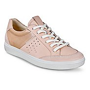 Womens Ecco Soft 7 Leisure Sneaker Casual Shoe
