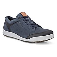 Mens Ecco Golf Street Retro Cleated Shoe