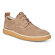 Mens Ecco Crepetray Derby Tie Casual Shoe