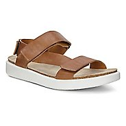 Mens Ecco Corksphere Strap Sandals Shoe