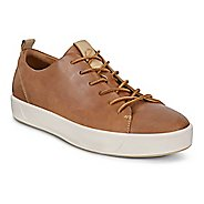 Mens Ecco Soft 8 LX Retro Sneaker Casual Shoe