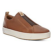 Mens Ecco Soft 8 LX Retro Slip On Casual Shoe