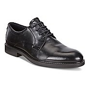 Mens Ecco Vitrus III Plain Toe Tie Casual Shoe