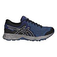 Womens ASICS GEL-Sonoma 4 Running Shoe - Shark/Black 9