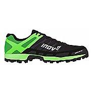 Mens Inov-8 Mudclaw 300 Trail Running Shoe - Black/Grey 9.5