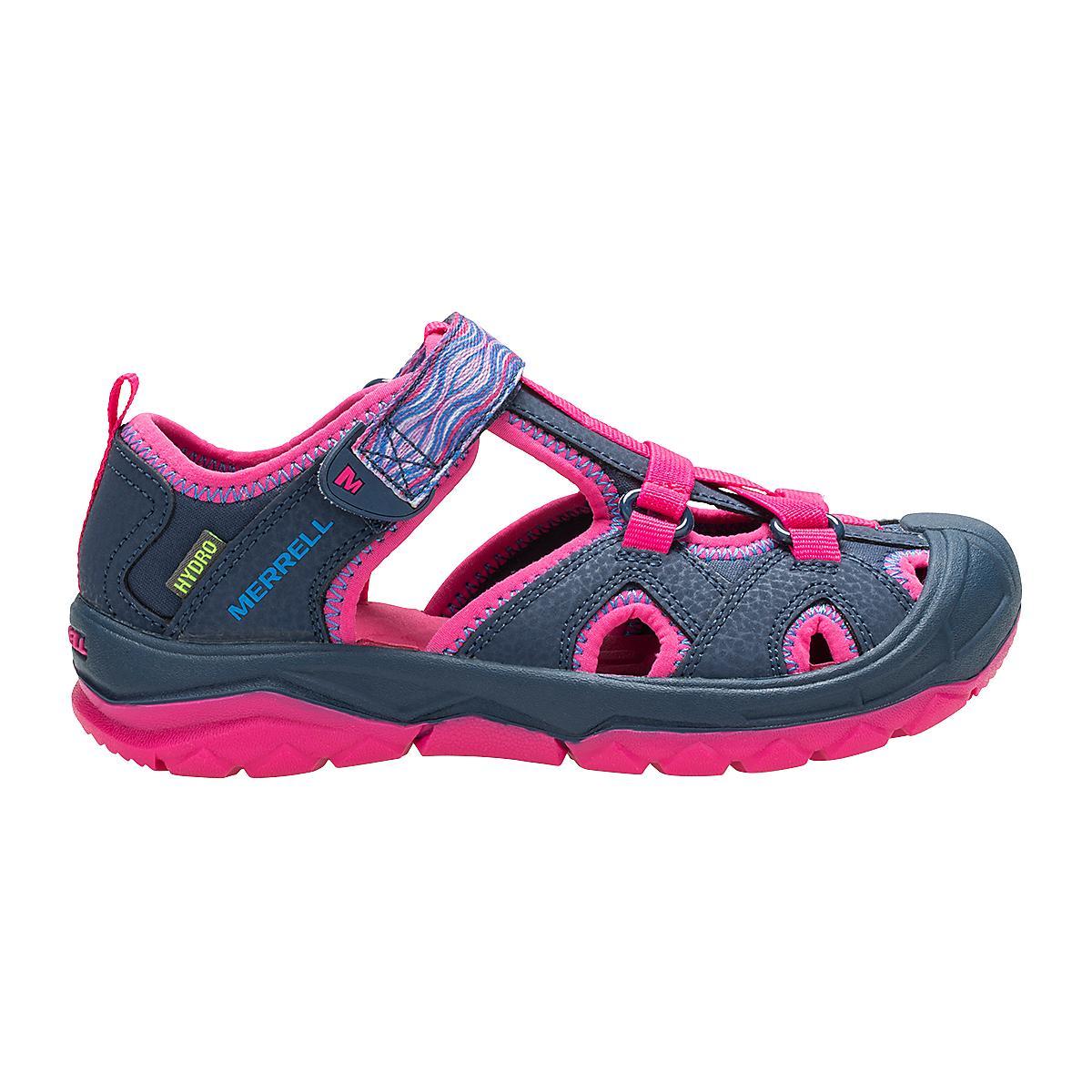 e2f4d30efa67 Kids Merrell Hydro Sandals Shoe