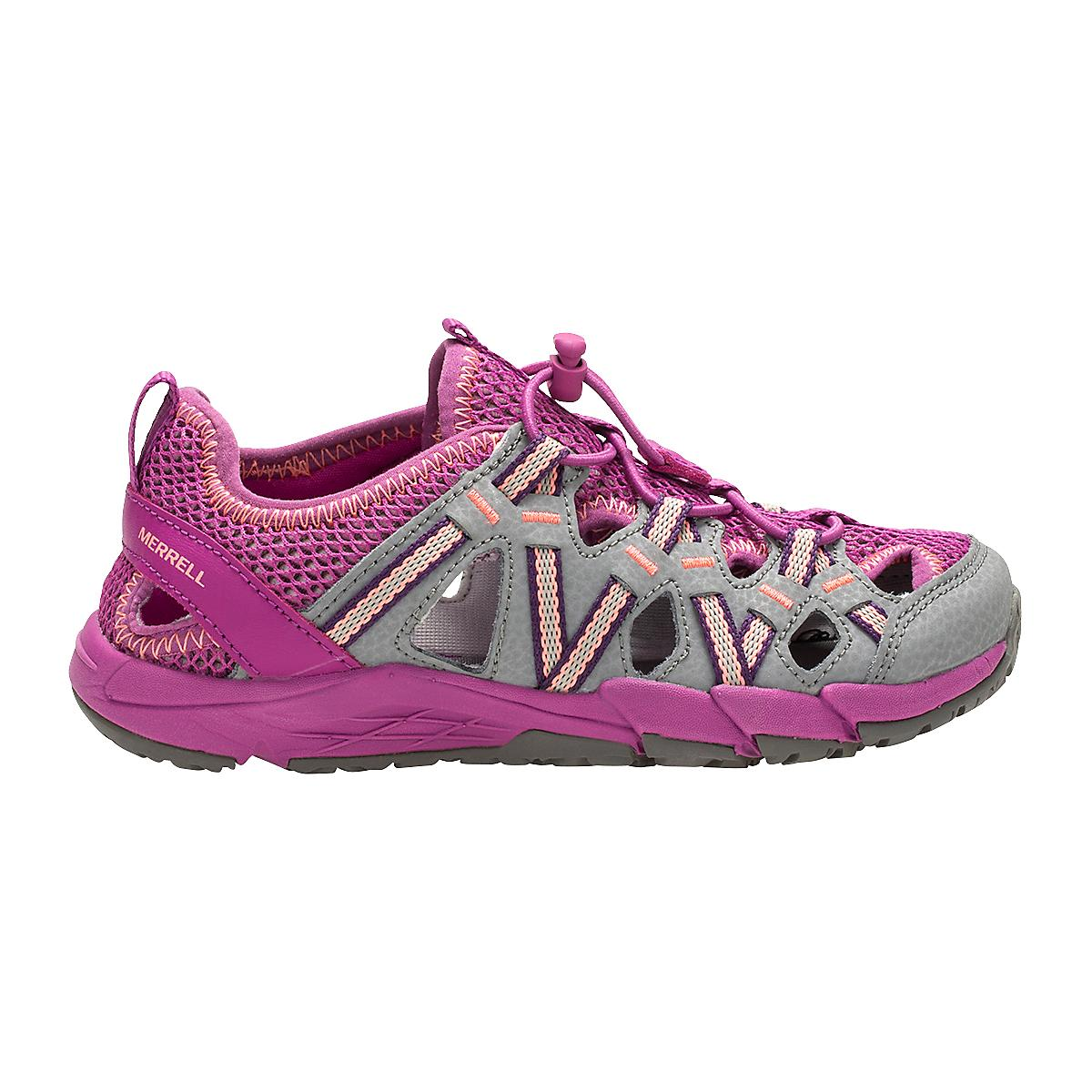 3f7b2cbc81b4 Kids Merrell Hydro Choprock Sandals Shoe