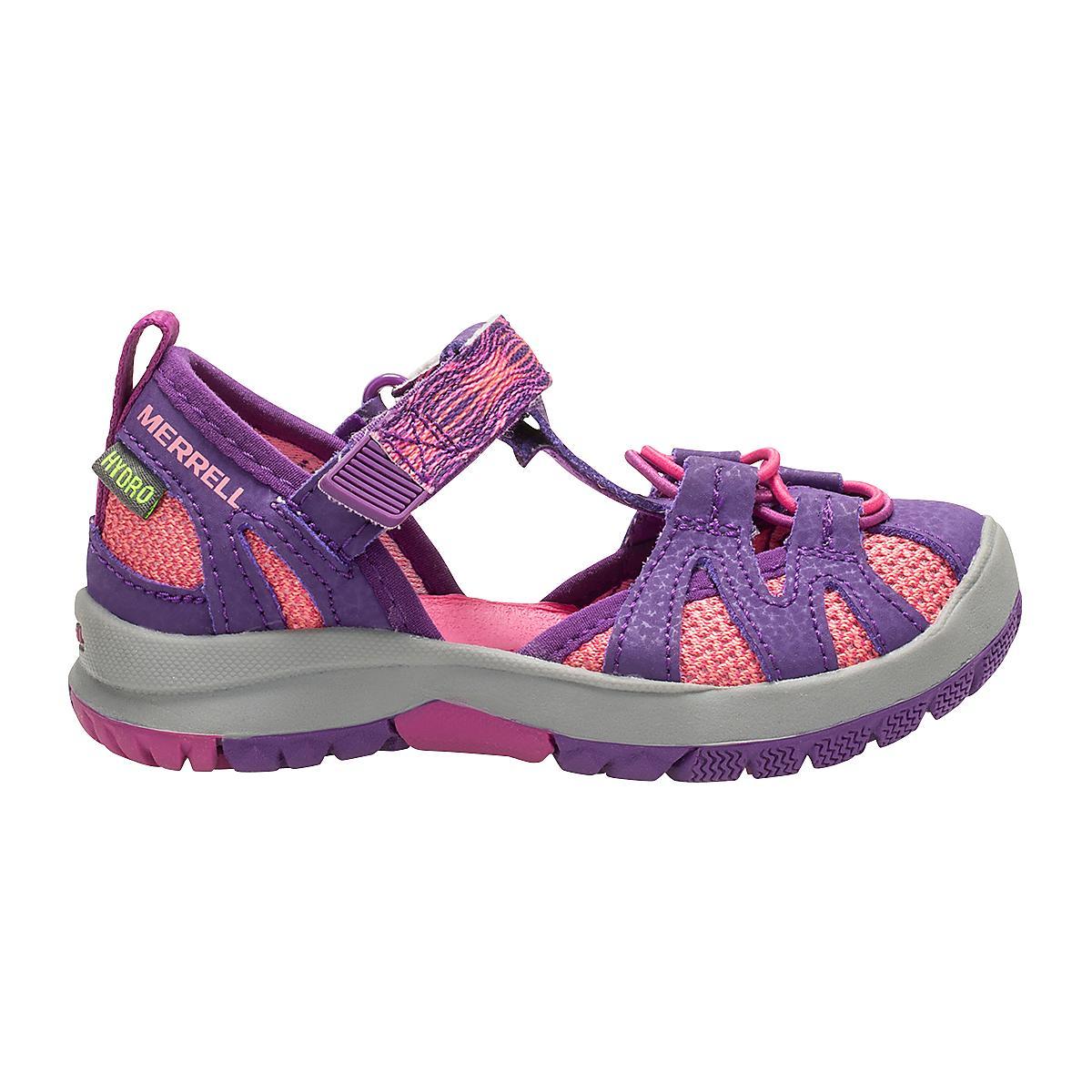 a11b2119cfd3 Kids Merrell Hydro Monarch Jr. 2.0 Sandals Shoe