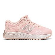 Kids New Balance Arishi v2 Running Shoe - Oyster Pink/Pink 8.5C