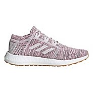 Womens adidas PureBoost GO Running Shoe - Orchid/White/White 10.5