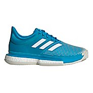 Womens adidas SoleCourt Boost Clay Court Shoe