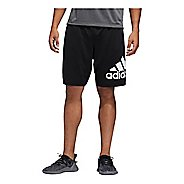 Mens Adidas 4KRFT 9-inch Badge of Sport Unlined Shorts