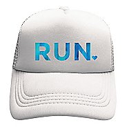 Womens Tiny Trucker Run Hat Headwear