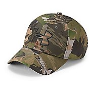 Mens Under Armour Camo BFL Cap Headwear