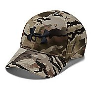 Mens Under Armour Camo STR Headwear