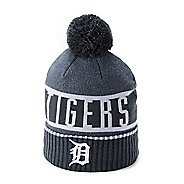 Mens Under Armour MLB Team Pom Beanie Headwear