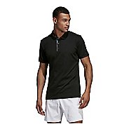 Mens Adidas MatchCode Polo Shirt Short Sleeve Technical Tops