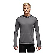 Mens Adidas Own The Run Half-Zips & Hoodies Technical Tops