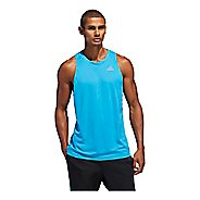 Mens Adidas Own the Run Singlet Sleeveless & Tank Technical Tops