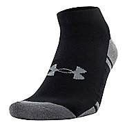 Mens Under Armour Resistor III Lo Cut Socks