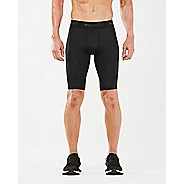 Mens adidas MCS X Training Compression & Fitted Shorts