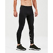 Mens 2XU Run Compression Tights & Leggings