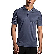 Mens Brooks Varsity Polo Short Sleeve Technical Tops