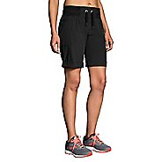 Womens Brooks Avenue Bermuda Unlined Shorts