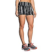 "Womens Brooks Ghost 3"" Unlined Shorts"