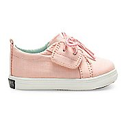 Kids Sperry Crest Vibe Crib Jr Casual Shoe - Soft Pink 1C