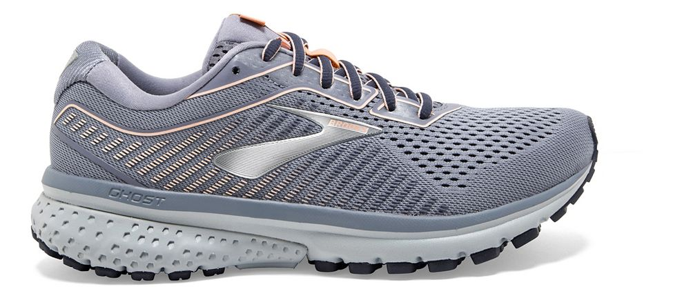 Womens Brooks Ghost 12 Running Shoe At Road Runner Sports