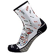 Zensah Limited Edition Mini Crew Socks