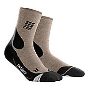 Womens CEP Dynamic+ Outdoor Merino Mid-Cut Socks 3 Pack Injury Recovery