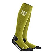 Womens CEP Progressive+ Outdoor Light Merino Socks Injury Recovery