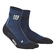 Mens CEP Dynamic+ Merino Short Socks 3 Pack Injury Recovery