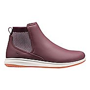 Womens Superfeet Lela Casual Shoe - Merlot 9